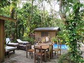 Rio Dulce - our cabin (on stilts): by jugap, Views[222]