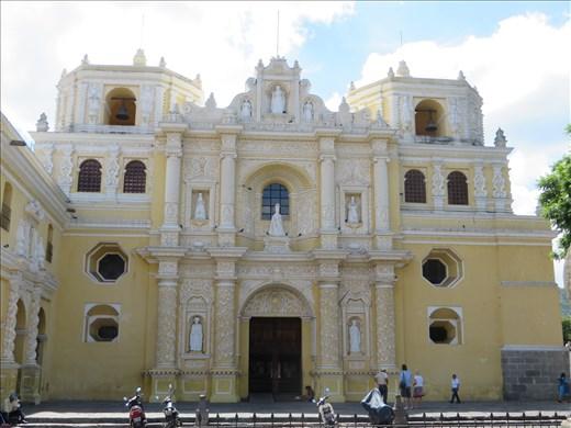 Church - Antigua