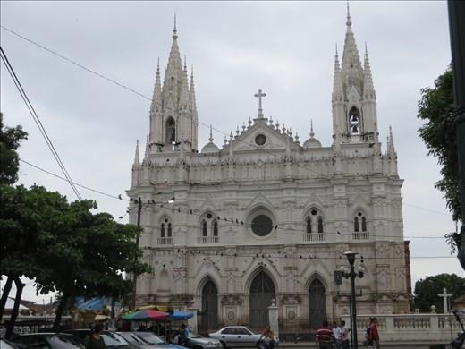 Santa Ana - Cathedral