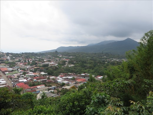 Ataco - view from hill above