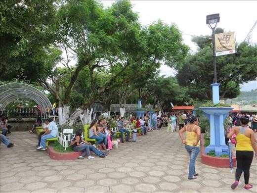 Juayua - food festival