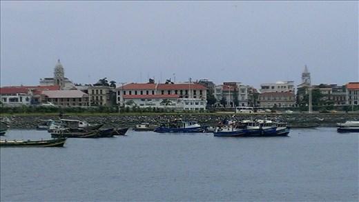 Old City view - Panama City