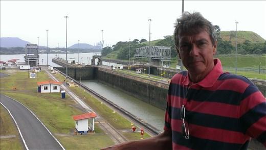 Miraflores Locks - Panama city