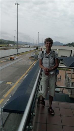 Miraflores Locks - Pana city