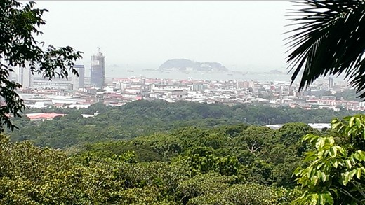 View - National Park - Panama City