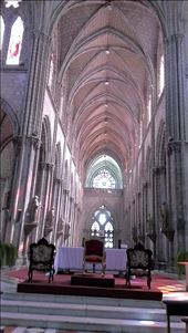 Inside La Basilica church - Quito: by jugap, Views[160]