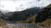 view of hike area up to Laguna 69 - near Huarez: by jugap, Views[153]