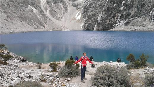 laguna 69 - near Huarez