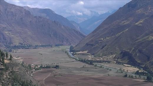 Sacred Valley- near Cusco