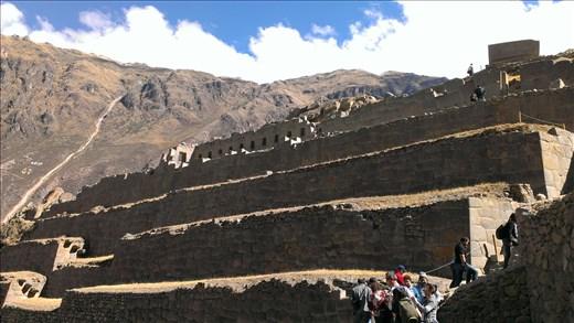Sacred Valley - Ollantaytambo inca ruins