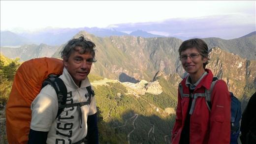 Sun Gate - Machu Picchu