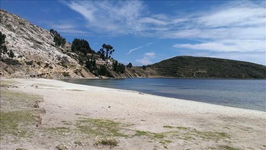 Isla del Sol - beach