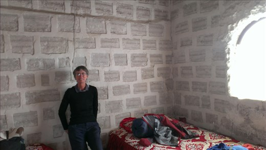SFT - Day 3 - our room in a salt hotel