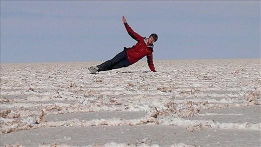 SFT - Day 4 =salt flat