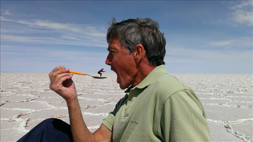 SFT _ Day 4 - Salt flat