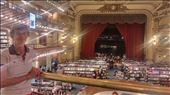 Inside an old restored teatre now a bookshop - Buenos Aires: by jugap, Views[50]