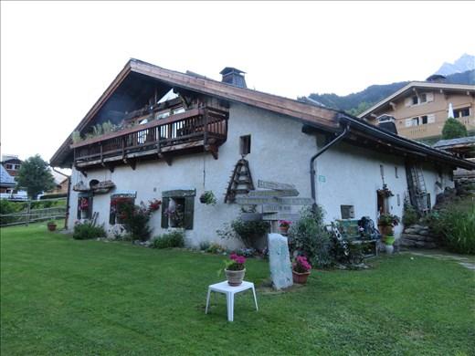 La Bon Ferme de Papa - renovated farmhouse - our bed after a long day 1