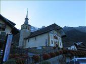 Les Contamines - church - 1167m: by jugap, Views[136]
