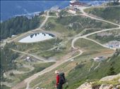 Hiking down from Lac Blanc & up to La Flegere -1877m: by jugap, Views[165]