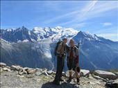 The Finish of our walk  - Le Brevant 2526m - : by jugap, Views[191]