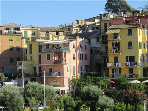 Corniglia - houses