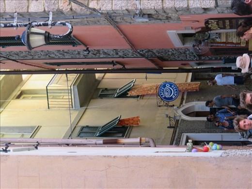 Corniglia - streetscape