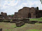 Rome - Palatine Hill: by jugap, Views[140]