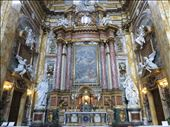 Rome - altar area of one of the many churches: by jugap, Views[33]