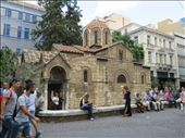 Athens - church in small square in city centre: by jugap, Views[259]