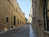 Rhodes - street of the knights: by jugap, Views[102]