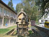 Turkey - Fethiye - Lycian Sarcophagus in town area: by jugap, Views[75]