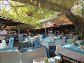 Turkey -- Fethiye - cafe where our fish was delivered and cooked for our lunch : by jugap, Views[65]