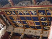 the ceiling of the stage with zodiac symbols on it: by juliep2, Views[624]