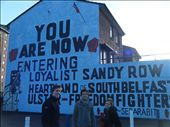 Belfast at the start of our Black Taxi Tour.: by juliethenomad, Views[665]