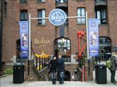 Mandy and me at the Beatles museum!: by juliethenomad, Views[235]