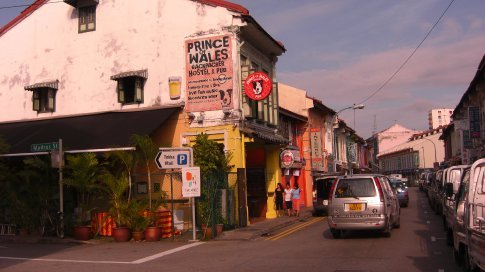 Princes Of Wales, Little India, Singapore....A few good nights here!