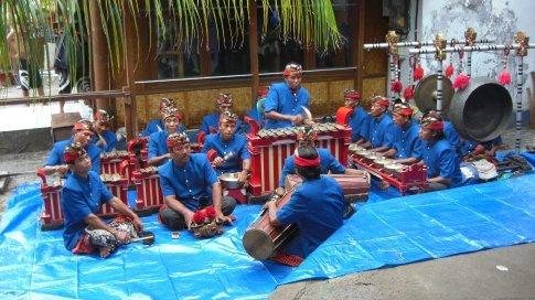Bali Band on tour