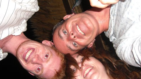 Hugh, Kate and Me