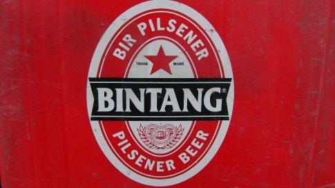 Bintang....the choice of Bali
