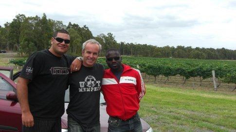 John, Me and Ryan