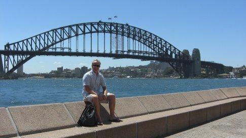 A bridge and me