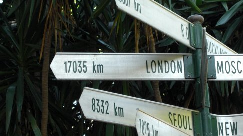 How far back home?......17035km that's how far!!!!