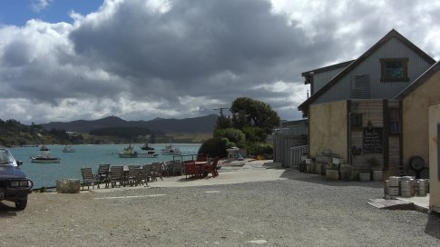 Fleurs Place...as recommended by Rick Stein
