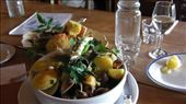 Fleurs Place...Just a light snack!!!!  Fantastic and freshly caught too!!: by justin, Views[174]