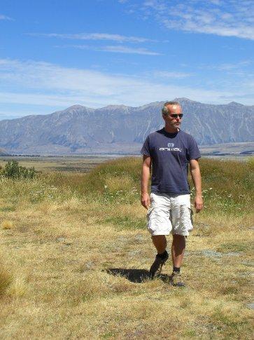 Me at Mt Potts