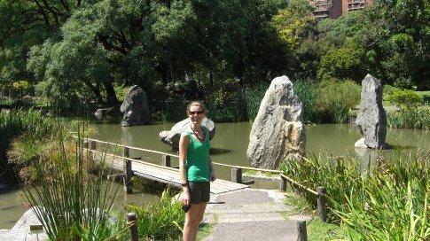 Japanese Garden in BA