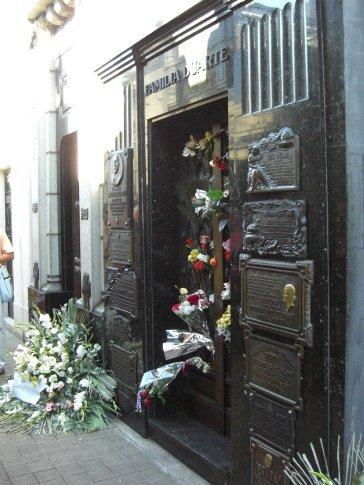 Eva Peron (Evita).....God rest her soul.