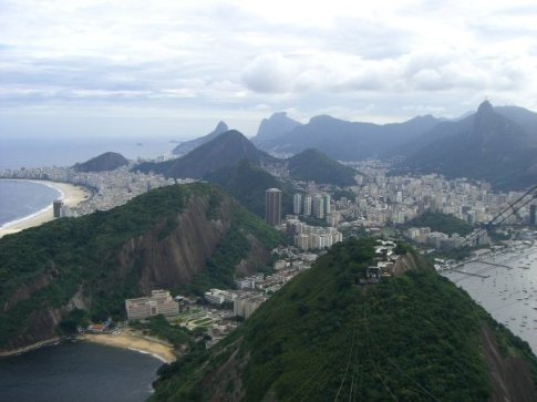 Another view over Rio.