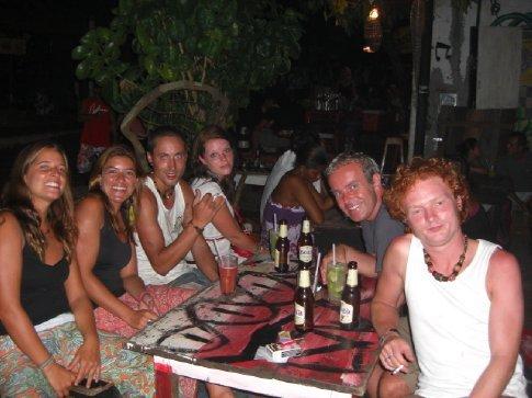 Favella Bar and Mick Hucknall