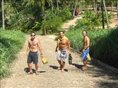 Yaron, Ron and Eyal hitting yet another beach....: by justin, Views[240]